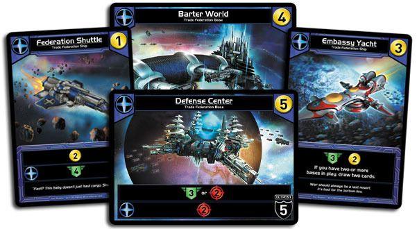 Star Realms Image BoardGameGeek Card Game Design Inspiration - sample trading card