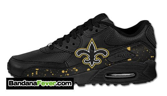 online retailer e83de 76ae7 saints air nike shoes