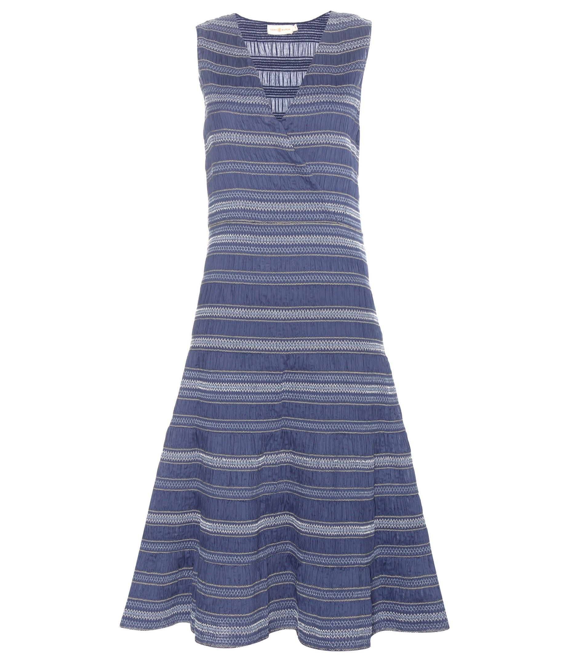 mytheresa.com - Smocked cotton dress - Luxury Fashion for Women / Designer clothing, shoes, bags