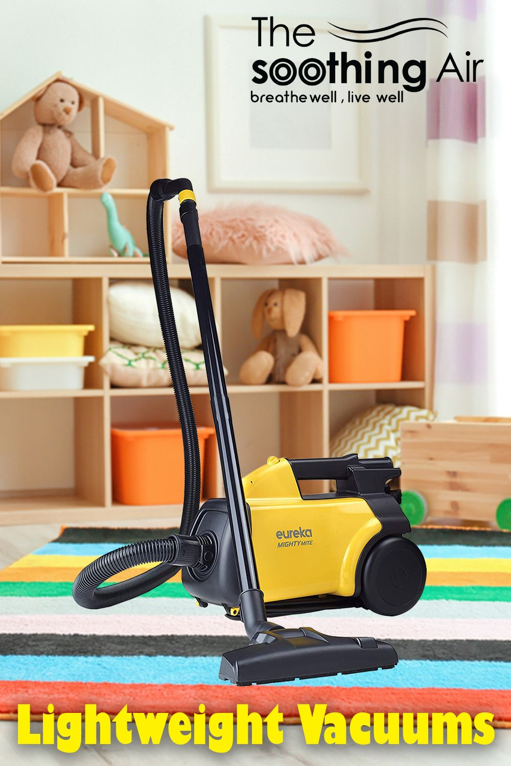 Top 10 Lightweight Vacuums for Pet Hair (Apr. 2019 ...