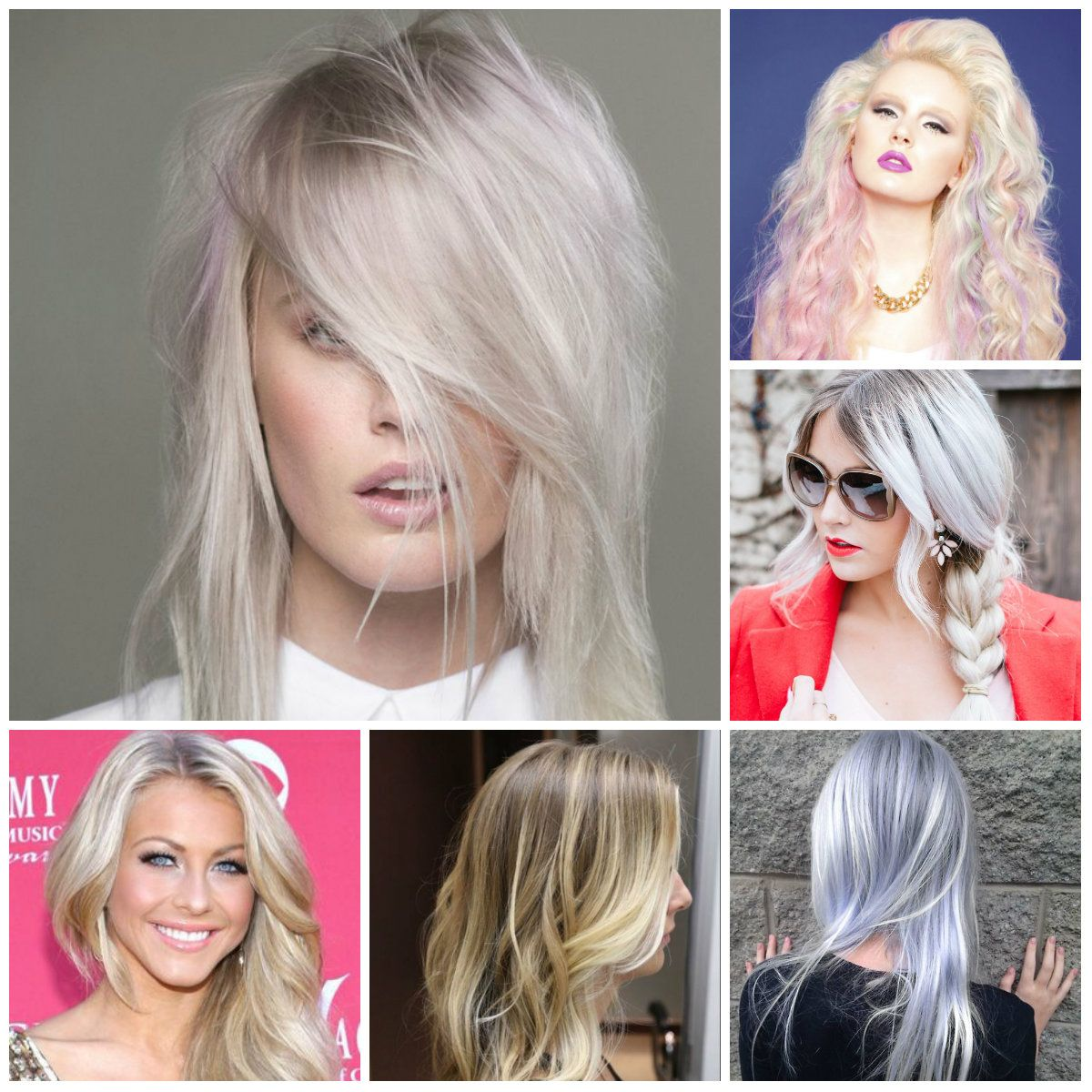 Coupe Cheveux Long Qui Rajeunit 2016 Trendy Highlights For Light Hair Colors Haircuts