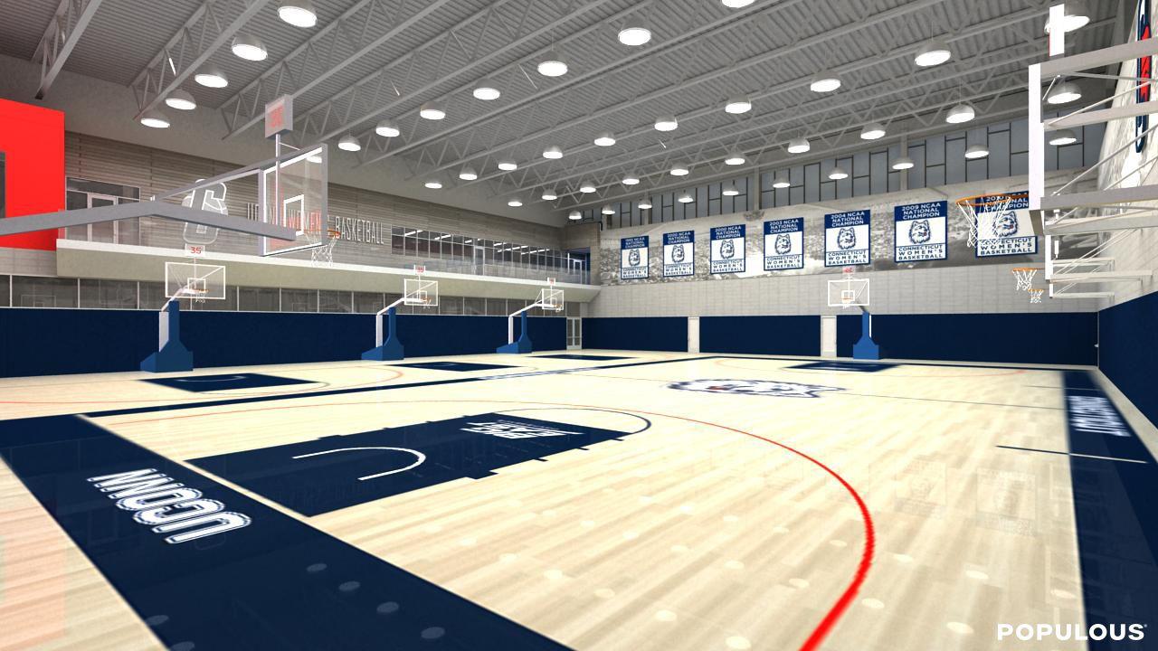 University Of Connecticut To Break Ground On New Basketball Development Center University Of Connecticut Basketball University