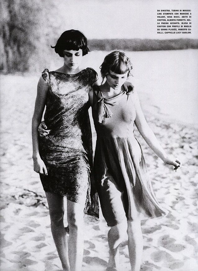 Pin By Antje Erasmus On Two Girls Editorials Fashion Magazines