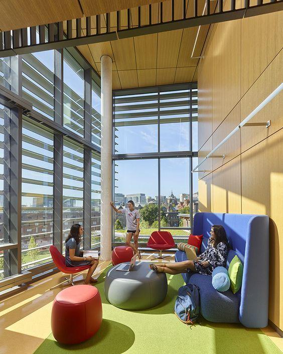 University of Pennsylvania,New College House | Bohlin Cywinski ...