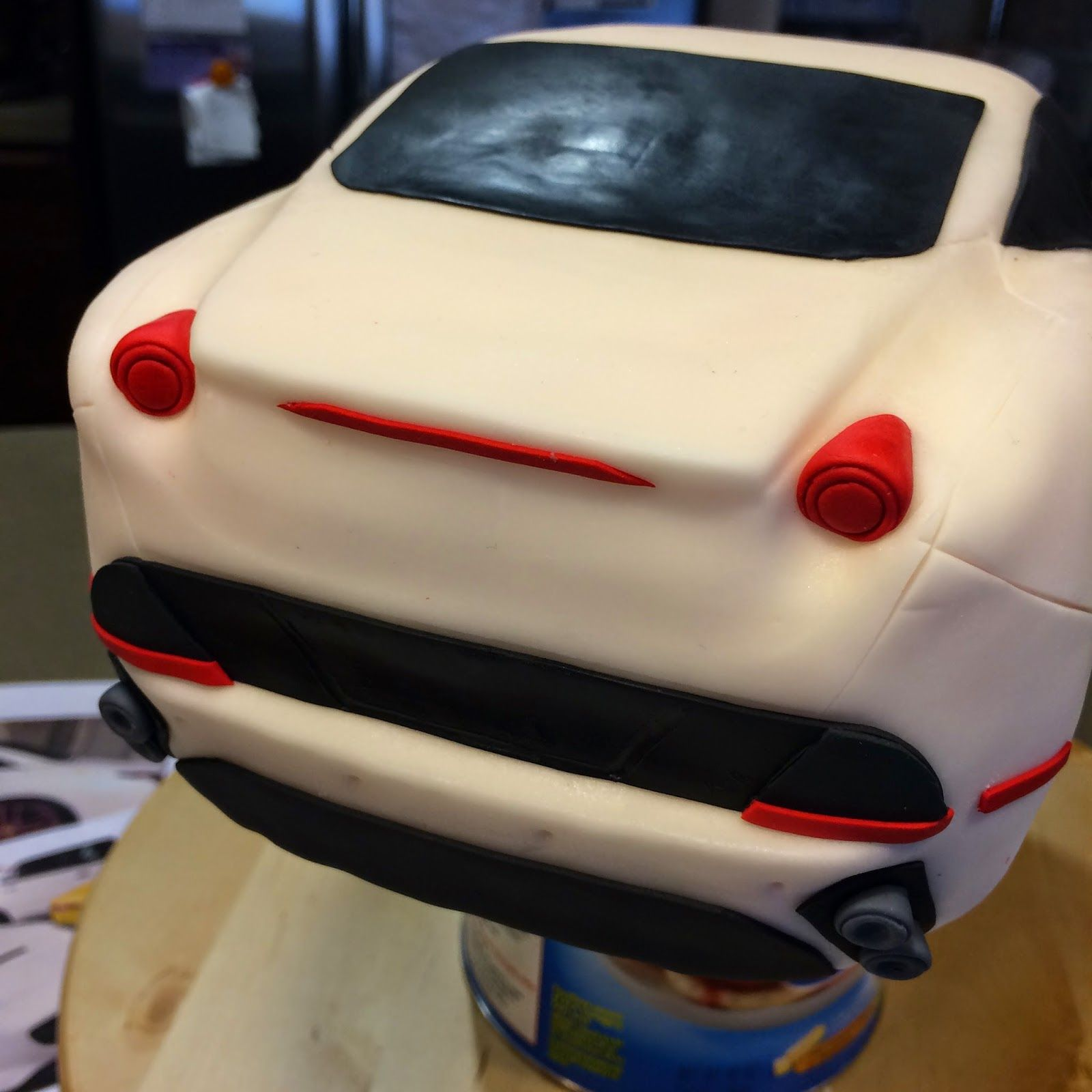 Ive always admired those who are for up a challenge in making a i always admired those who are for up a challenge in making a car cake i must admit baditri Gallery