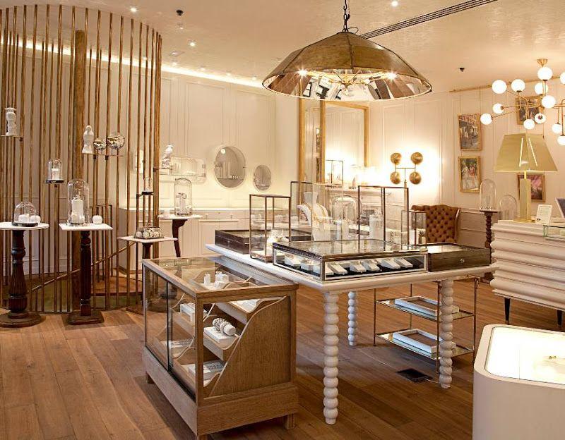 Revisión Interior: Aristocrazy | Retail Inspiration | Pinterest ...