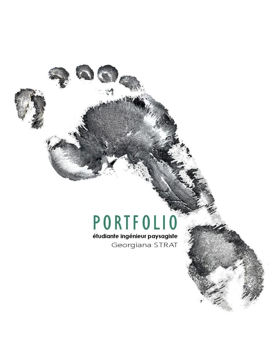 Landscape architecture student portfolio / Portfolio