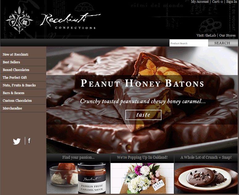 43 Best Bakery Website Design Ideas for Cake Websites and Online ...
