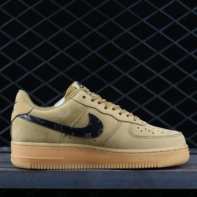 NIKE X LOUIS VUITTON AIR FORCE 1  07  b6889f1ff0