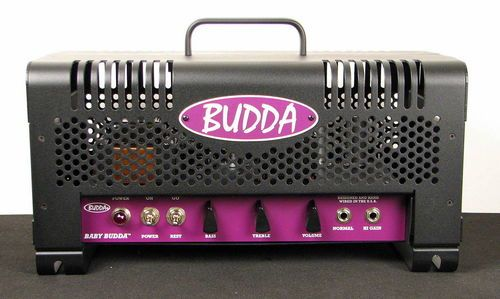 budda baby budda 18 watts hand wired boutique amp head made in america 4 8 ohm cool vintage. Black Bedroom Furniture Sets. Home Design Ideas