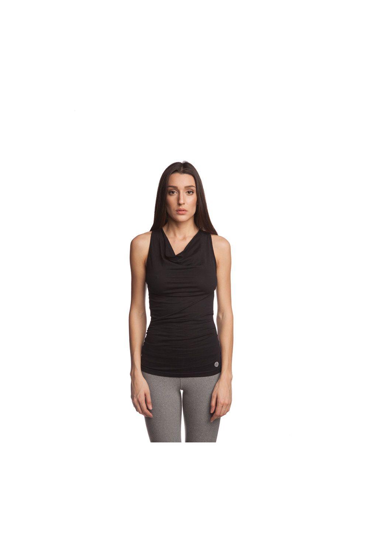 d7235db4430216 Alinamalina Extra Long Yoga Tank - Drape Yoga Top - Extra Long Yoga Top by  AlinamalinaShop on Etsy