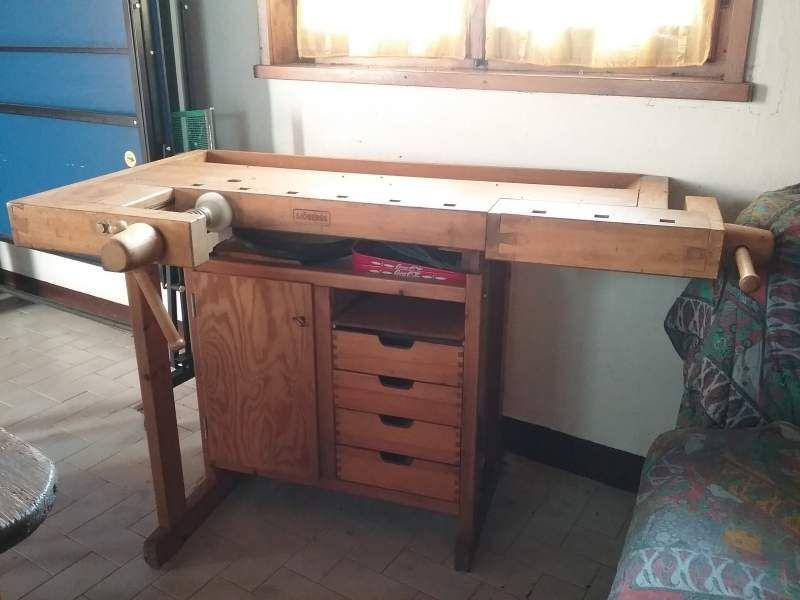 Tavoli Da Lavoro Vintage : Banco da lavoro vintage cose da comprare