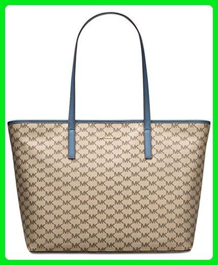 9f6b90a9671b MICHAEL Michael Kors Signature Emry Large Top Zip Tote - Shoulder bags  ( Amazon Partner-Link)