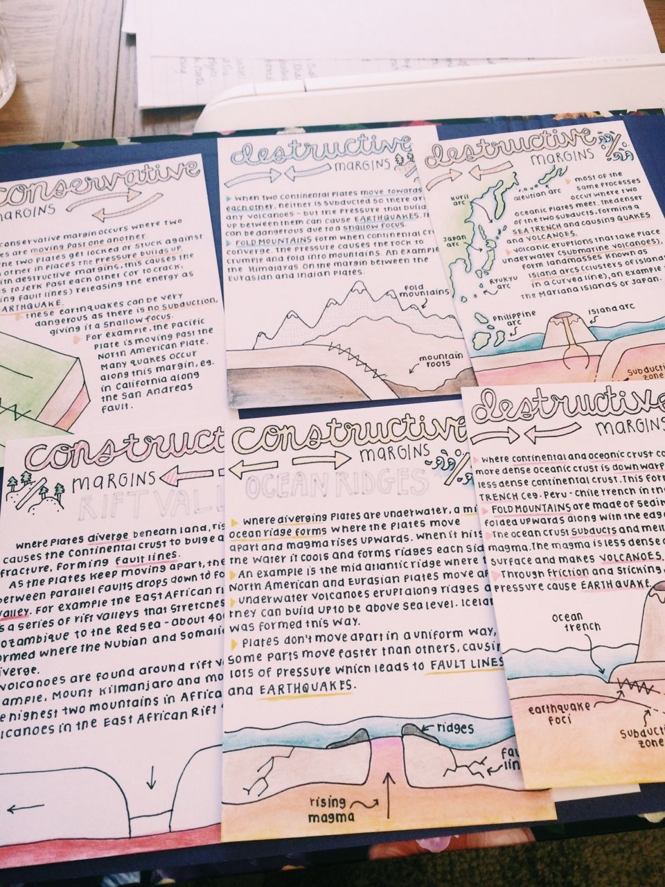 Igcse geography coursework rivers