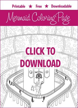 mermaid coloring pages  download and print free  mermaid coloring mermaid coloring pages