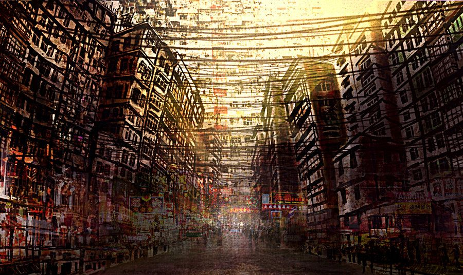 kowloon walled city by androgs on deviantart kowloon on walled id=98226