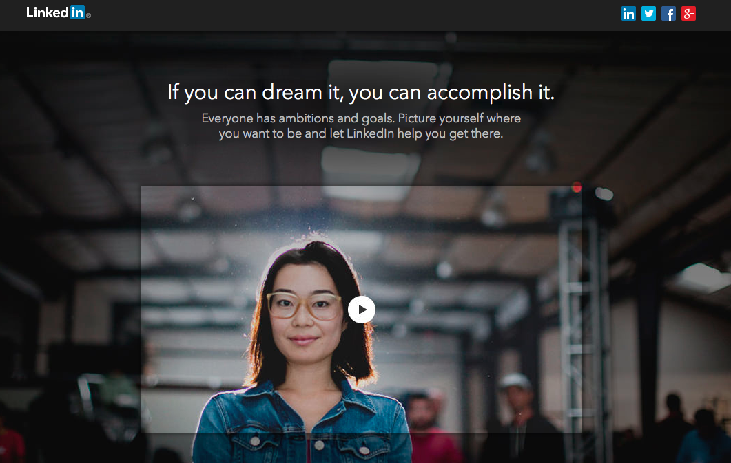 How LinkedIn, Nike, and Apple Tell Inspiring Stories