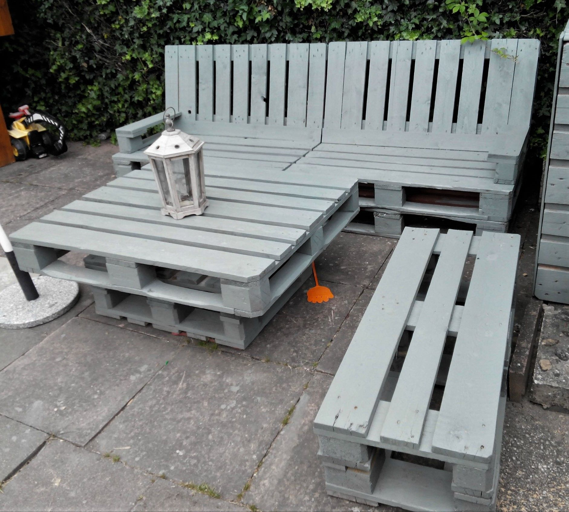 EcoFriendly Furniture Projects Out of Wood Pallets is part of Garden furniture Kids - Crafting something increases our sense of productivity  Reusing wood pallet is economical as well environmentally healthy activity  It allows you to transform something useless into something worth complementing  Retransforming wood pallets in to pr
