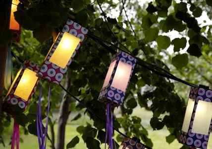 Lichterkette: Lichterkette aufhängen - Schritt für Schritt: Lichterkette - [LIVING AT HOME]