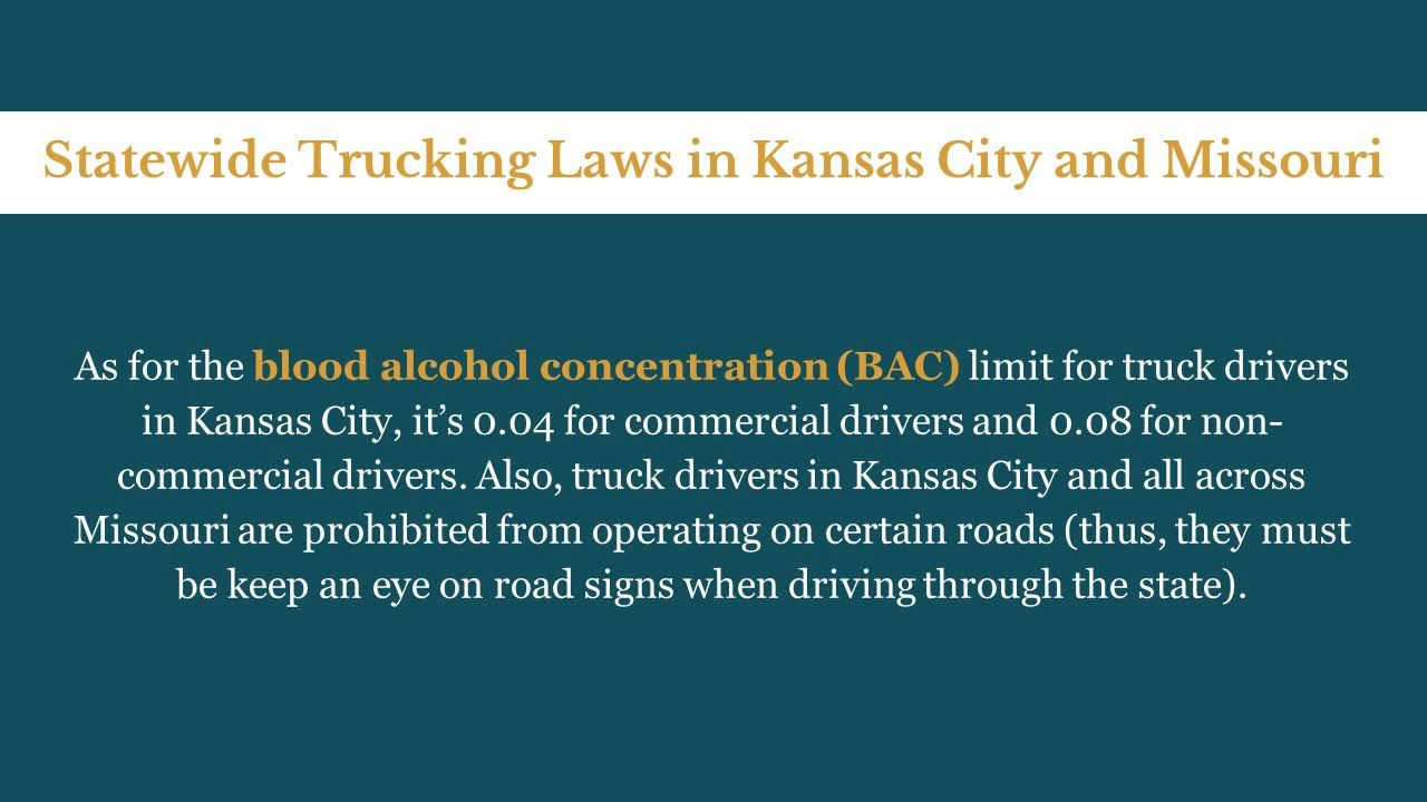 Contact Kansas City Truck Accident Attorney At Mayer Rosenberg