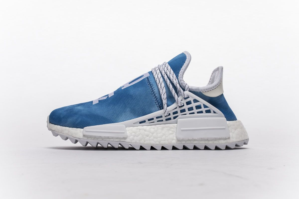 90e5ad62d Pharrell Williams x adidas Originals Hu NMD PEACE F99763 Real Boost for  Sale