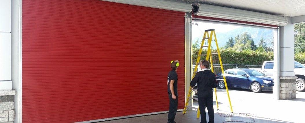 Smart Garage Door Is A Roll Up Door Manufacturer Providing Custom