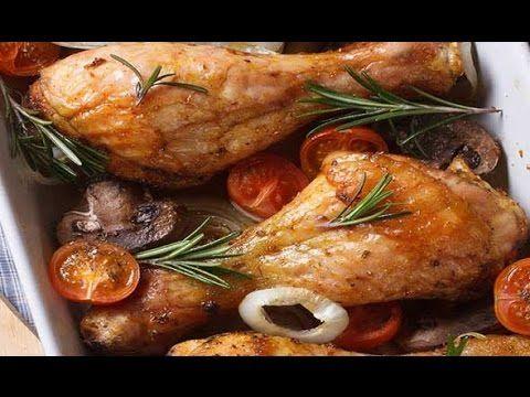 طريقة عمل دبابيس الدجاج بالتوابل والثوم The Originals