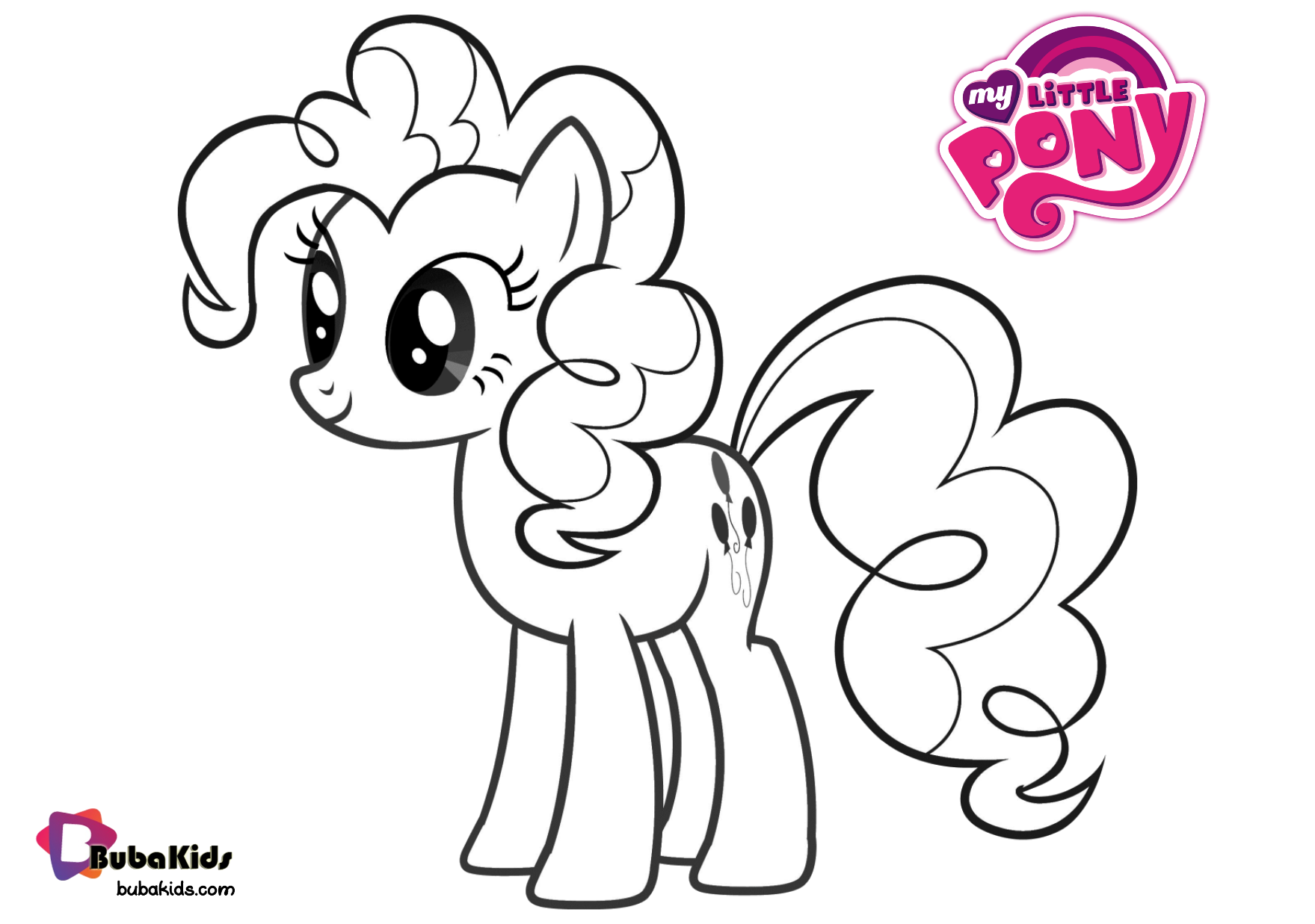 - Free Download My Little Pony Coloring Page. In 2020 My Little