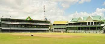 Bourda Cricket Ground Guyana Grounds Golf Courses