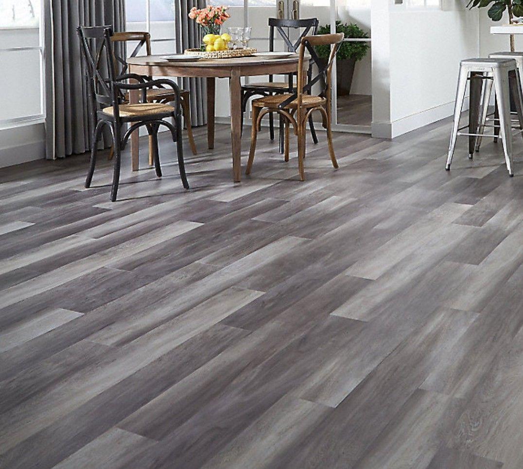 Grey luxury vinyl plank flooring Vinyl plank flooring