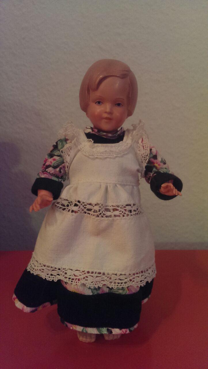 Schildkröt Puppe alt 21 1/2 | eBay