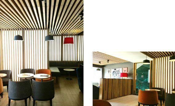 Studioapart Interior Design Cafe Coffee Day The Lounge Bangalore