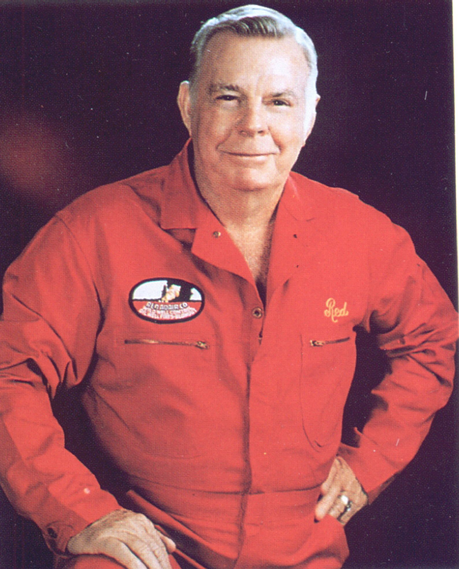 "Paul Neil ""Red"" Adair was born in Houston, TX on June 18, 1915 - Oil field firefighter extraordinaire!"