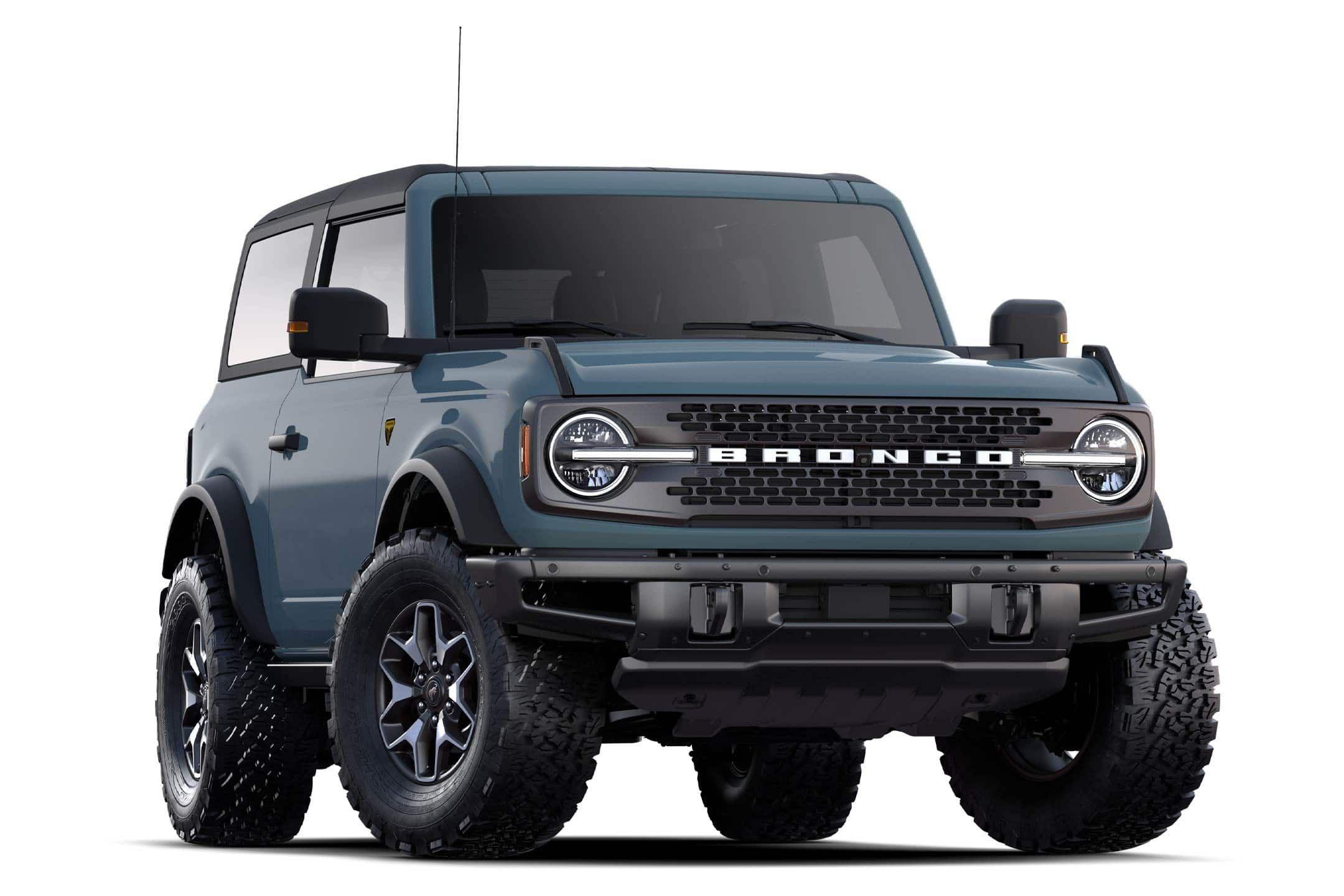 2021 Ford Bronco Badlands Suv Model Details Specs In 2020