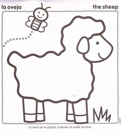 Dibujos para colorear de 3 años para niños | Dibujos para colorear ...