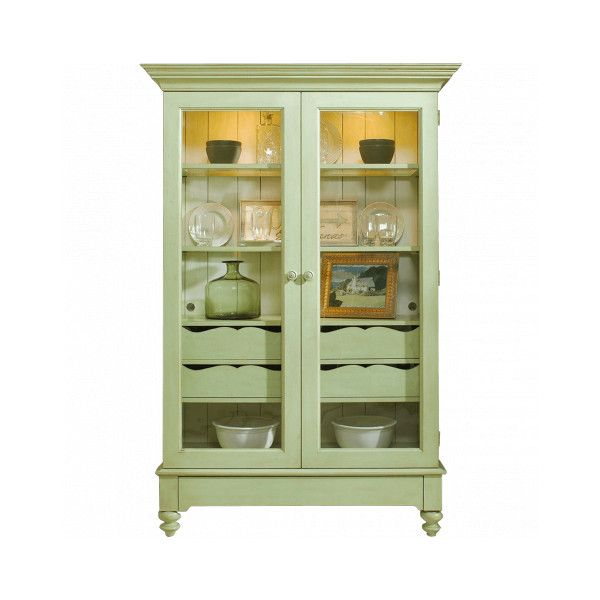 Fine Furniture Design Summer Home Collection Display Cabinet (6.313.945  COP) ❤ Liked