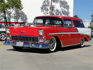 1956 Chevrolet Nomad Bel Air Chevrolet Chevy Nomad Classic