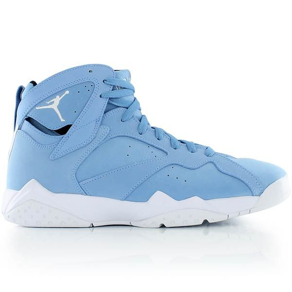 jordan AIR JORDAN 7 RETRO UNIVERSITY BLUE/WHITE-WHITE-BLACK bei KICKZ.