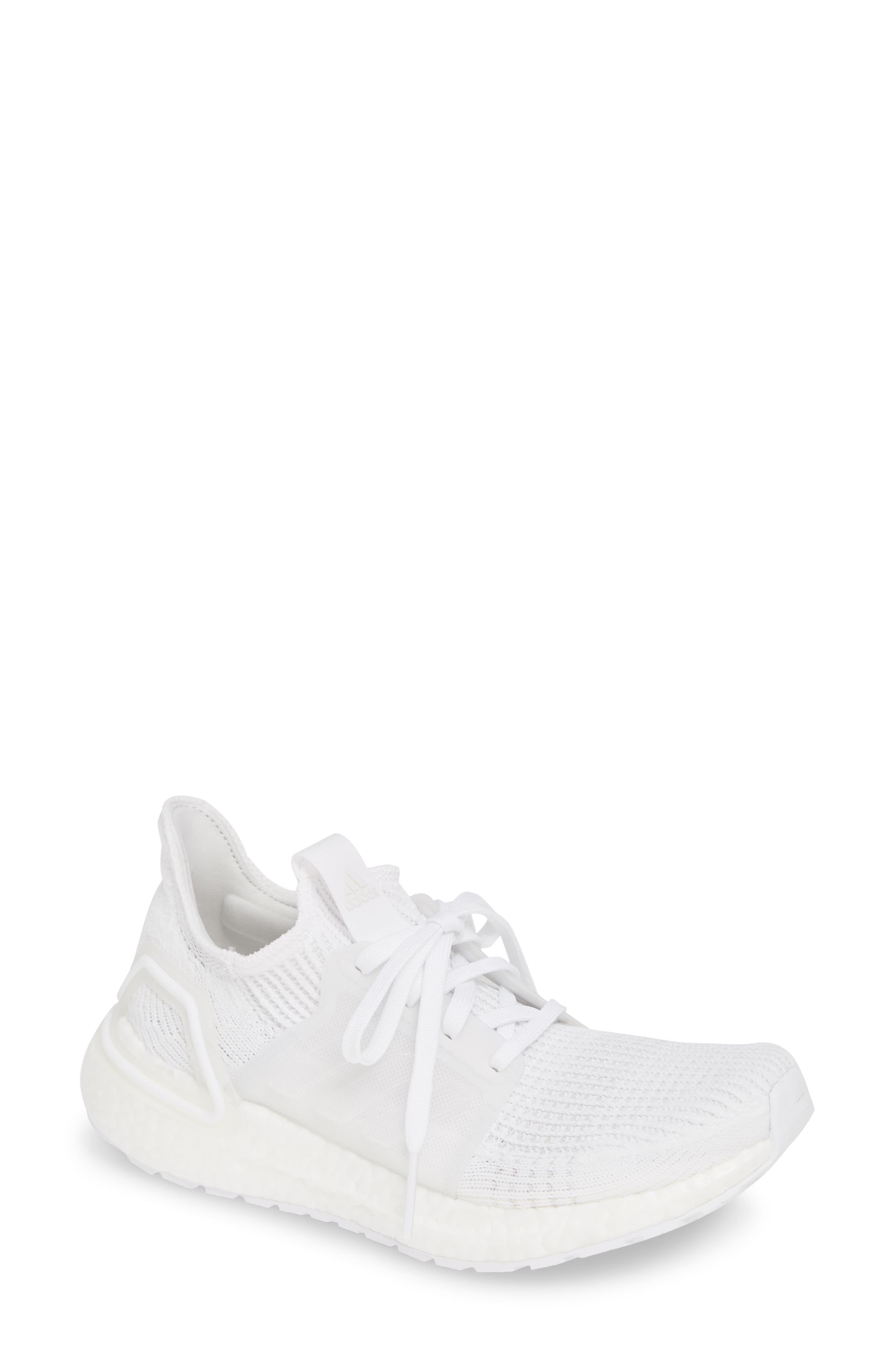 Women's Adidas Ultraboost 19 Running Shoe, Size 11 M Blue