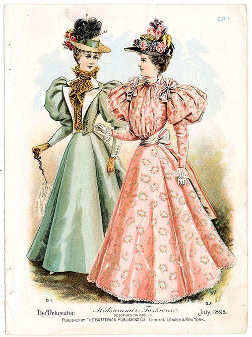 fucking in 19th century costume