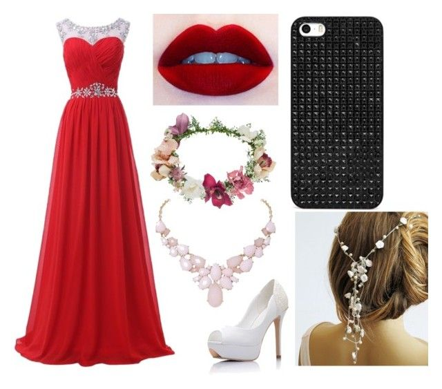 Fest by hellenperry on Polyvore featuring moda, Humble Chic, BaubleBar and Topshop