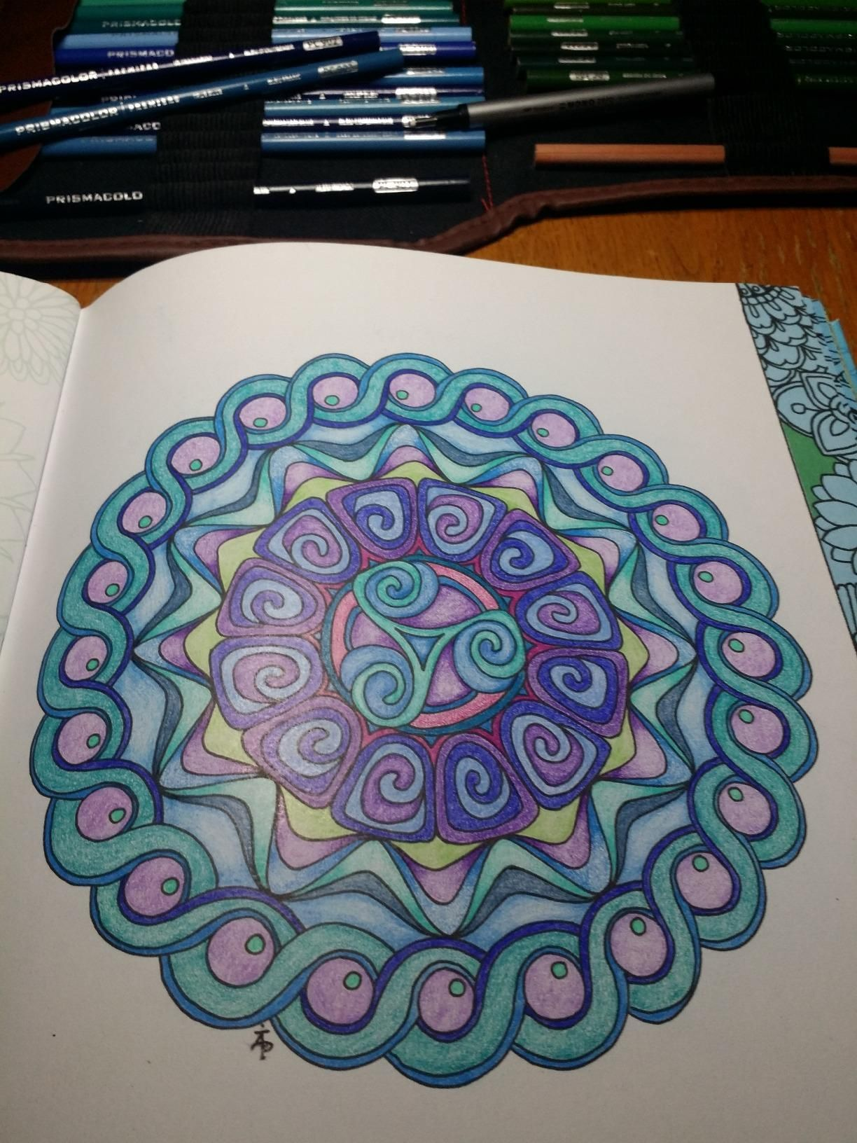 - Color Me Calm: 100 Coloring Templates For Meditation And