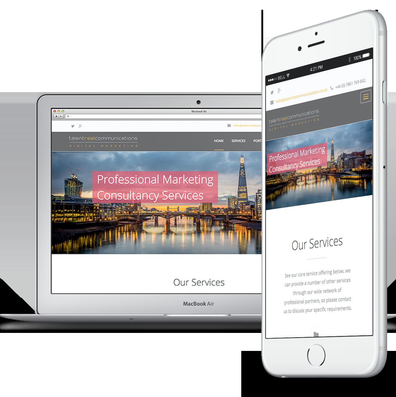 Responsive Website Design Cambridge