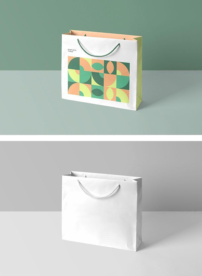 Download Shopping Bag Mockup Mrmockup Com Free Freebie Mockup Psd Photoshop Identity Branding Photo Desi Bag Mockup Shopping Bag Design Graphic Design Freebies