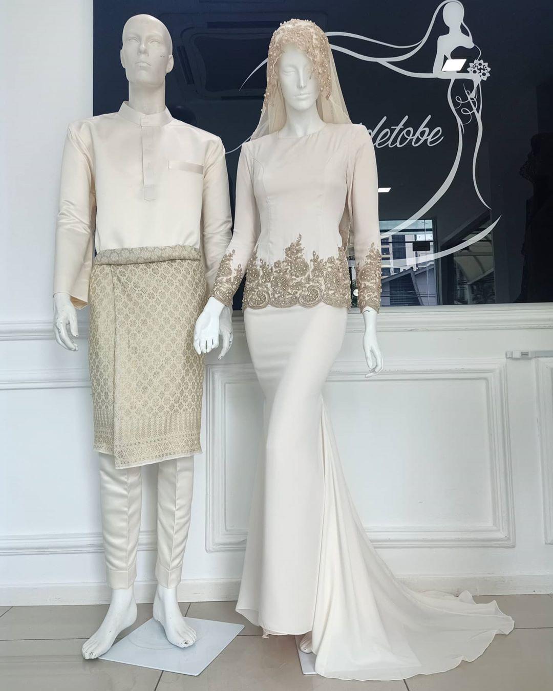 8 Sukaan, 8 Komen - baju nikah 👰 baju sanding (@amnibridetobe
