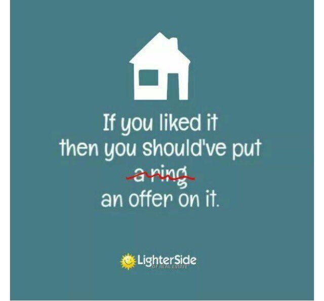Heather Knepper On Twitter Real Estate Humor Real Estate Quotes Real Estate Memes