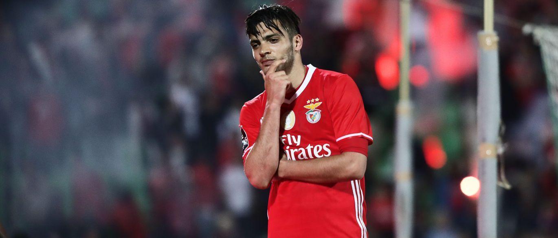 Raúl Jiménez, SL Benfica