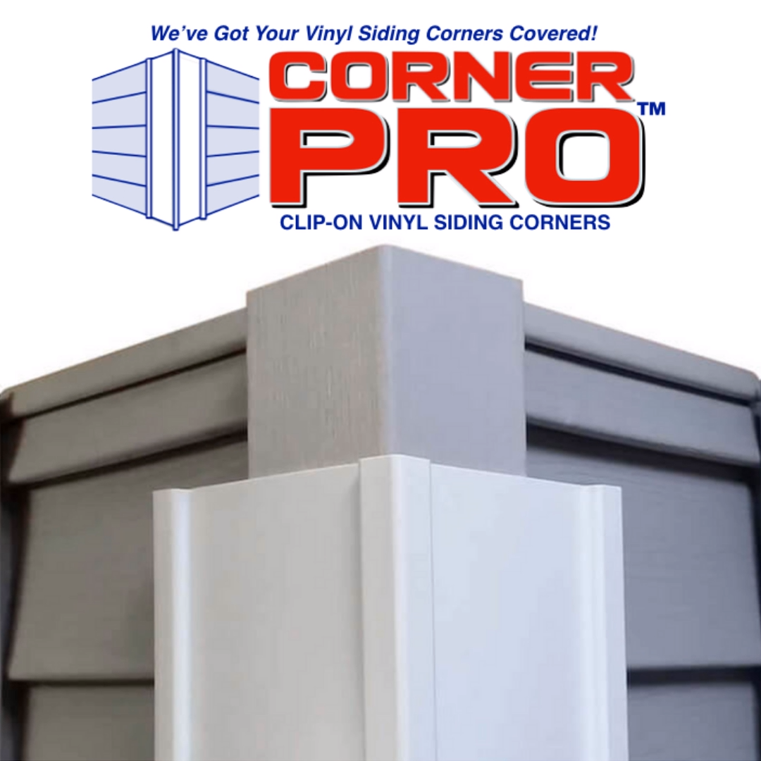 Looking To Boost The Value Of Your Home Add Corner Pro Clip On Vinyl Siding Corners In A Matter Of Hours You Can Not Only Boost Yo Video Vinyl Siding Siding Vinyl