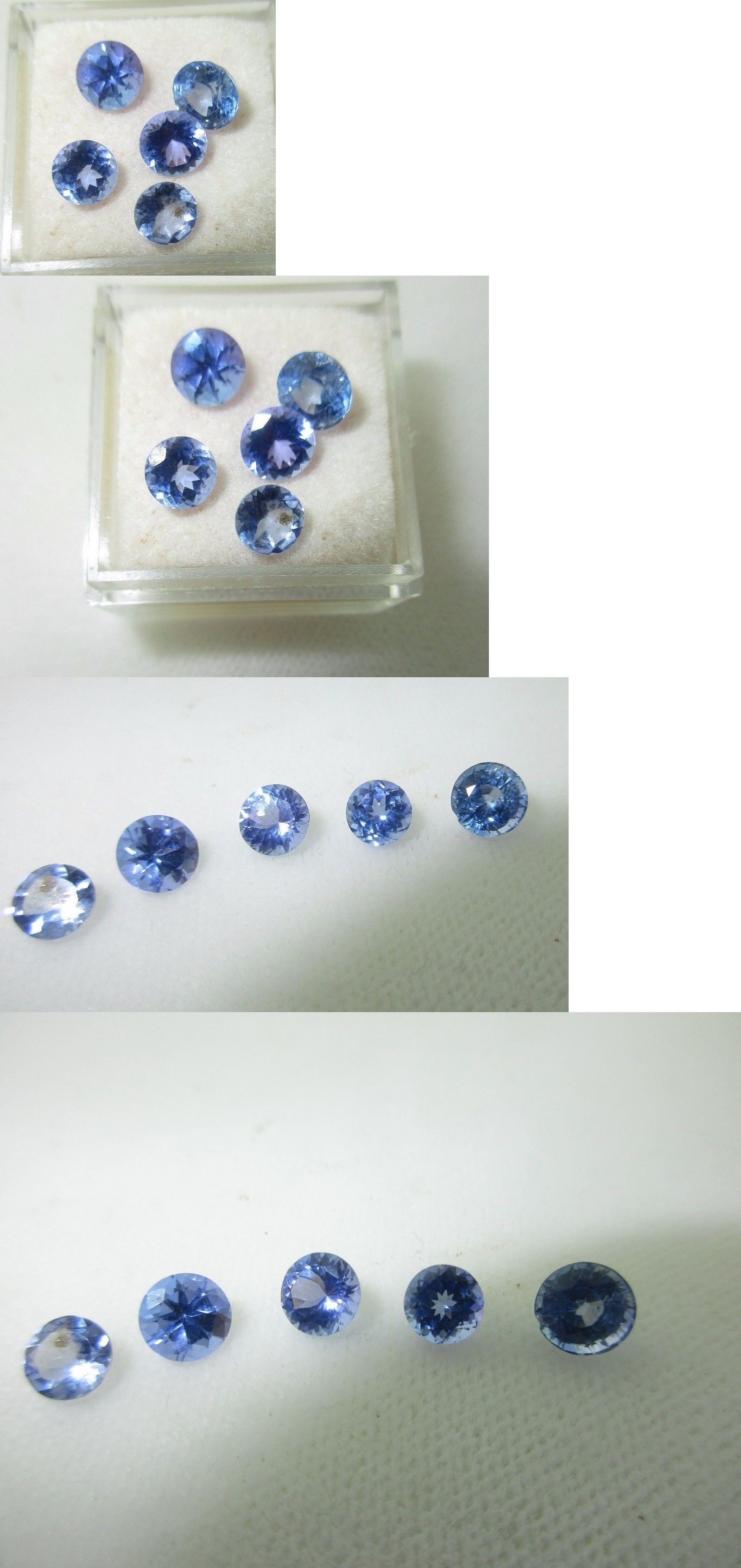 tanzanite zircon image natural loose rare rv