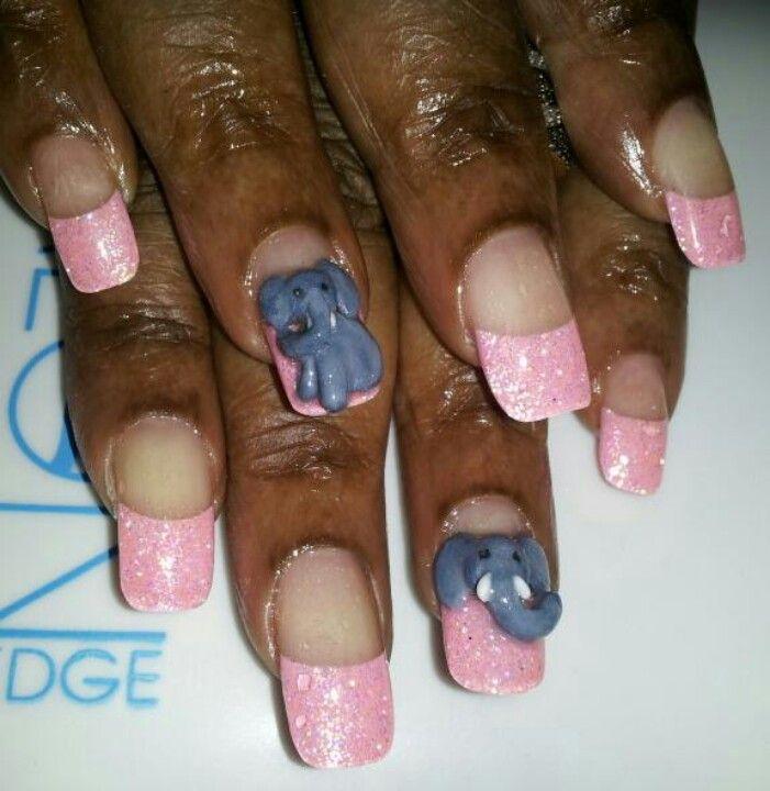 3-D Elephants!!!